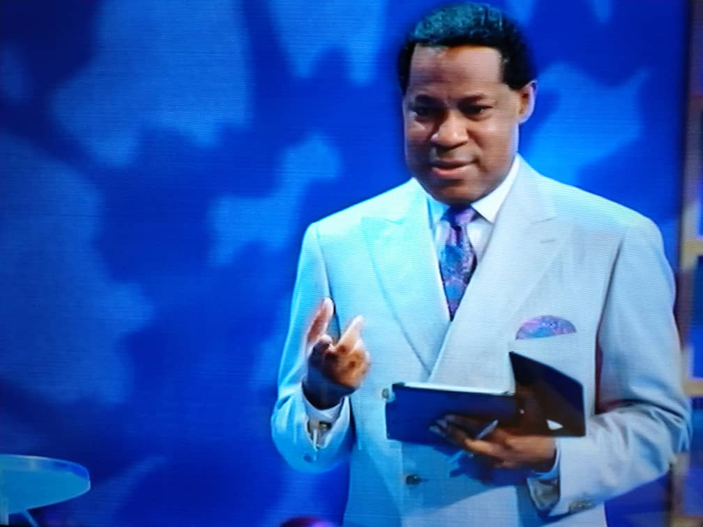 Image result for pastor chris